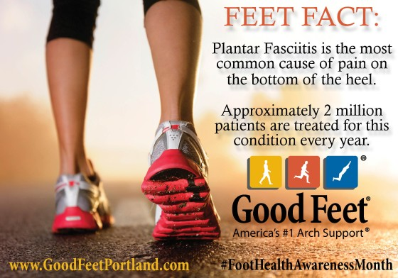 Foot Health: Plantar Fasciiitis