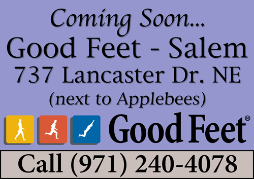 Good Feet Salem Location