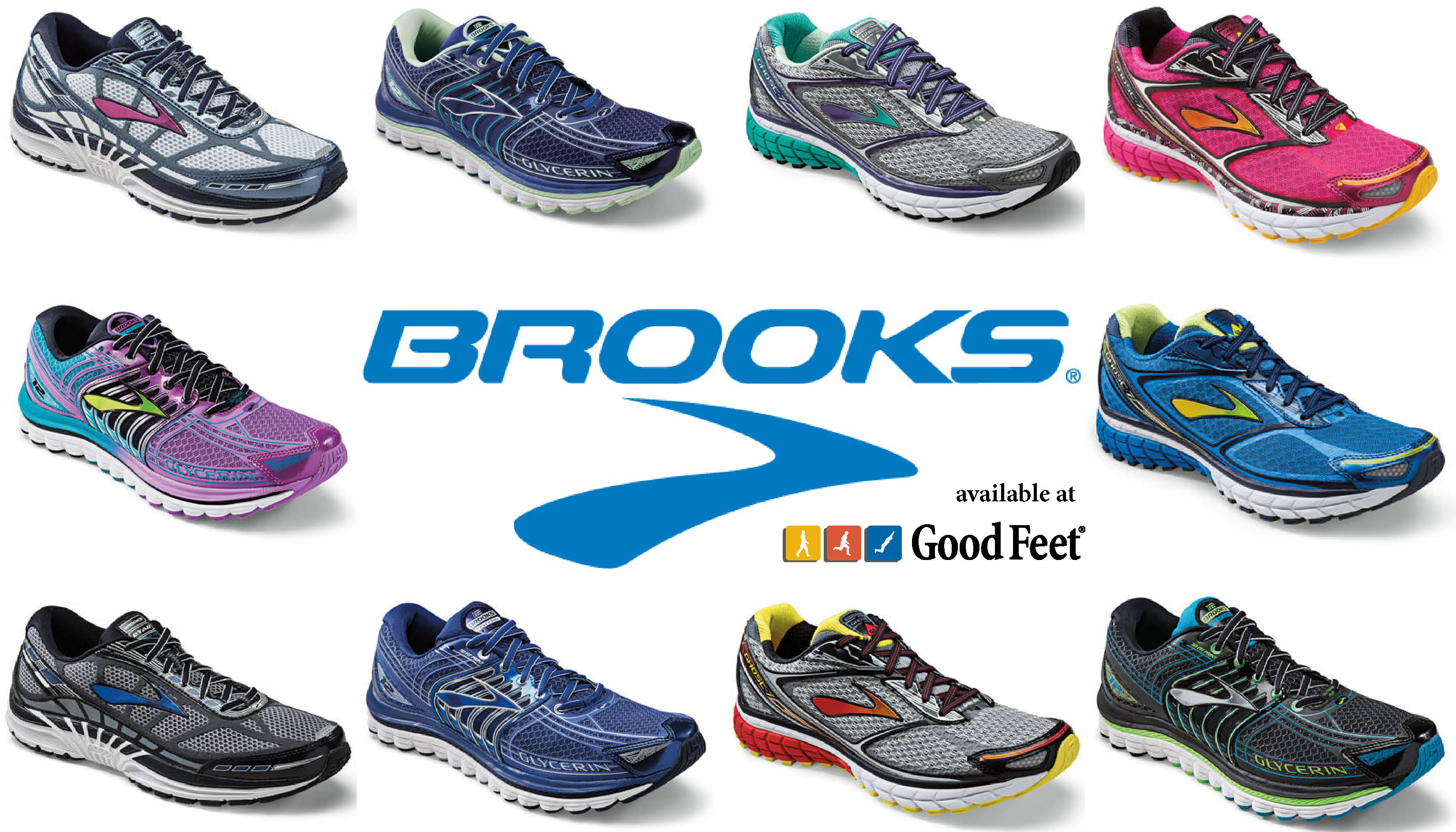 New Brooks Shoes At