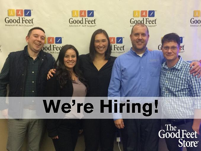 Come Interview With Our Management Team U0026 Learn More About The Good Feet  Store On August 7th Through August 9th At The Hilton Garden Inn Charlotte,  Waverly.