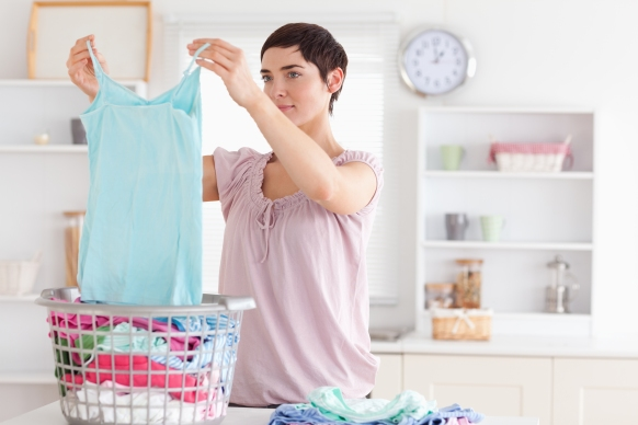 new year new you goals laundry